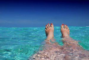 badeurlaub milano marittima - schwimmen