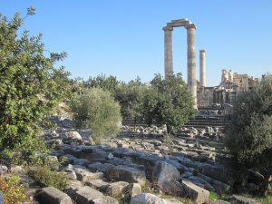 apollon tempel didim türkei