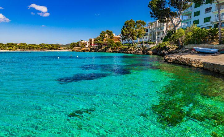 Südwesten Mallorca - Santa Ponsa
