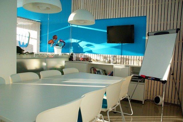 meetingraum im coworking space